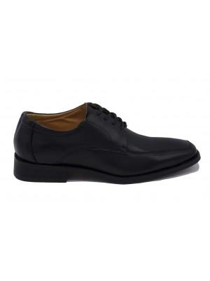 Gents leder classic zwart 0038
