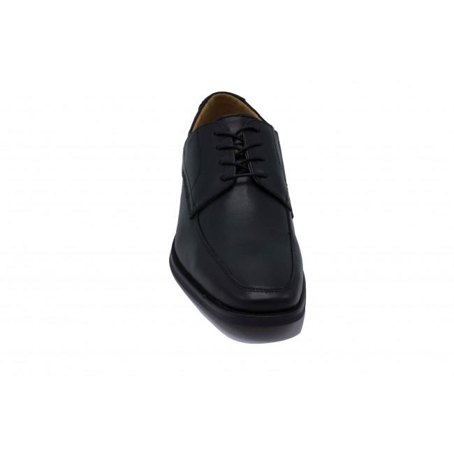 Gents leder classic zwart 0038| GENTS.nl | Hoogste kwaliteit voor de laagste prijs