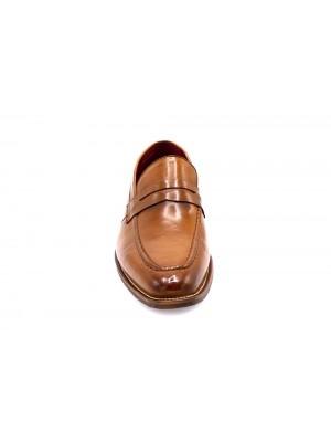 Loafer penny shoe cognac 0058| GENTS.nl | Hoogste kwaliteit voor de laagste prijs