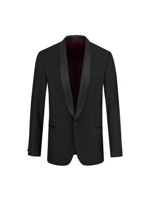 Jas smoking sjaal wol 0010| GENTS.nl | Hoogste kwaliteit voor de laagste prijs