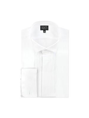 Gala Overhemd Heren.Smoking Shawlkraag Basis Compleet Polyester Viscose