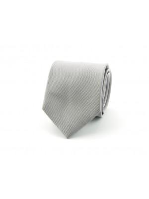 Stropdas zilvergrijs 0023