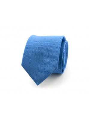no label Stropdassen Stropdas blauw 0026