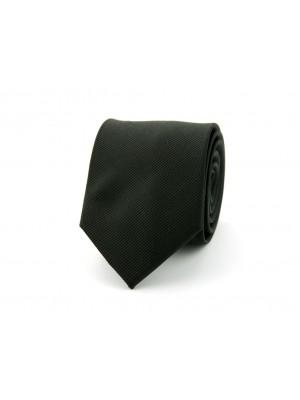 Stropdas zwart 0028