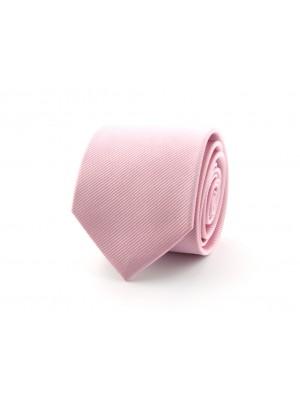 gents Stropdassen Stropdas zijde uni NOS roze 0156