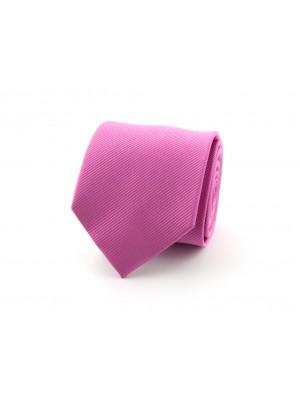 Stropdas zijde uni NOS fuchsia 0157| GENTS.nl | Hoogste kwaliteit voor de laagste prijs