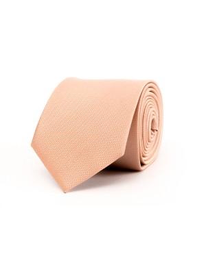 gents Stropdassen Stropdas Uni NOS roze 0181