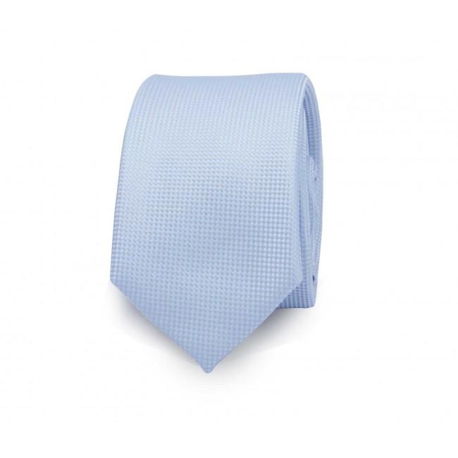 Stropdas ruit lichtblauw 0347  GENTS.nl   Hoogste kwaliteit voor de laagste prijs
