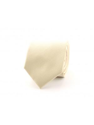 Stropdas creme 0366| GENTS.nl | Hoogste kwaliteit voor de laagste prijs