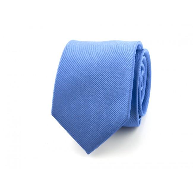 Stropdas midden blauw 0367| GENTS.nl | Hoogste kwaliteit voor de laagste prijs
