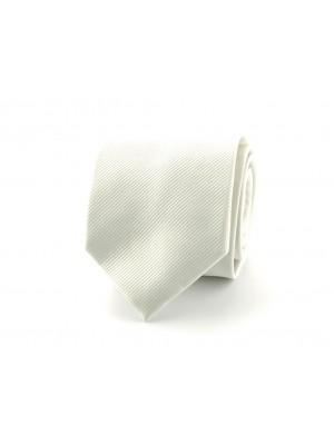 Stropdas White 0467