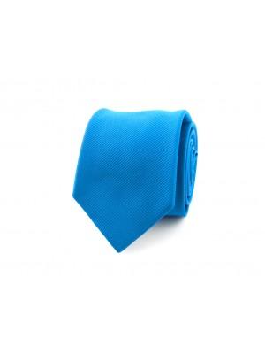 no label Stropdassen Stropdas blauw 0468