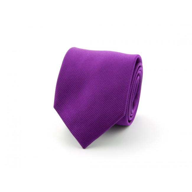Stropdas zijde paars 0470  GENTS.nl   Hoogste kwaliteit voor de laagste prijs