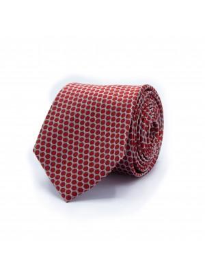 Stropdas collectie rood 0488
