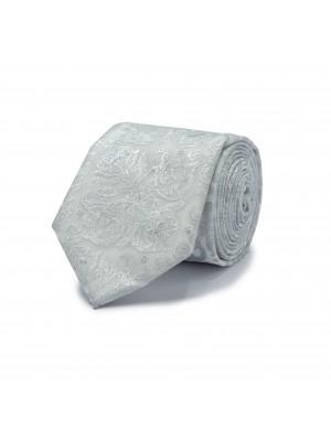 Stropdas wit patroon breed 0494| GENTS.nl | Hoogste kwaliteit voor de laagste prijs