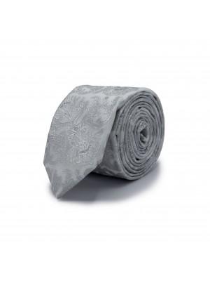Stropdas wit patroon smal 0495| GENTS.nl | Hoogste kwaliteit voor de laagste prijs