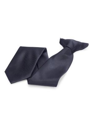 Clipdas zwart 0496| GENTS.nl | Hoogste kwaliteit voor de laagste prijs