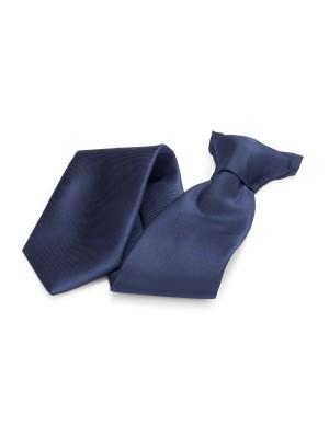 Clipdas navy 0497| GENTS.nl | Hoogste kwaliteit voor de laagste prijs