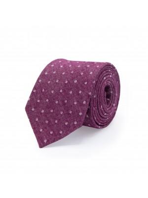Stropdas zijde rood 0499| GENTS.nl | Hoogste kwaliteit voor de laagste prijs