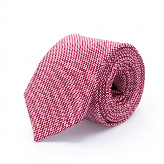Stropdas zijde rood 0502| GENTS.nl | Hoogste kwaliteit voor de laagste prijs