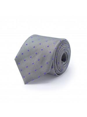 Stropdas zijde grijs 0504| GENTS.nl | Hoogste kwaliteit voor de laagste prijs