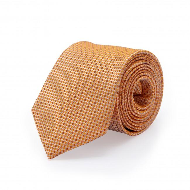 Stropdas zijde zalm 0507| GENTS.nl | Hoogste kwaliteit voor de laagste prijs