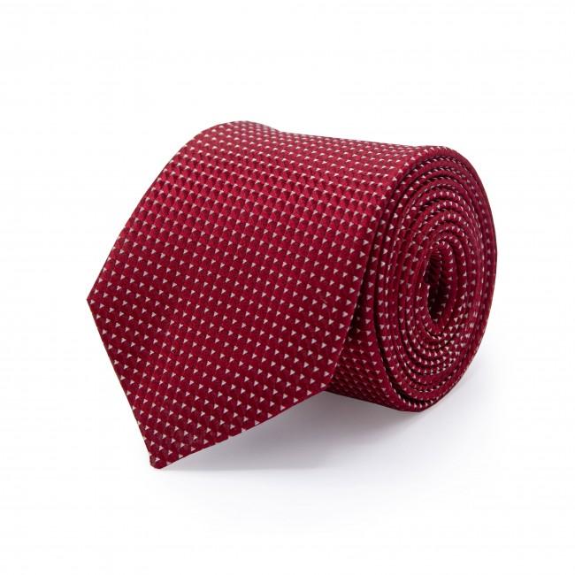Stropdas zijde rood 0511| GENTS.nl | Hoogste kwaliteit voor de laagste prijs
