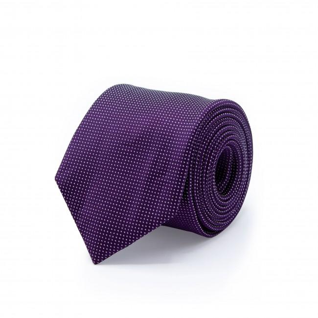 Stropdas zijde paars 0512| GENTS.nl | Hoogste kwaliteit voor de laagste prijs