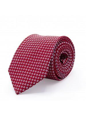 Stropdas zijde rood 0513| GENTS.nl | Hoogste kwaliteit voor de laagste prijs