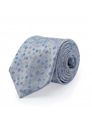 Stropdas zijde grijs 0517| GENTS.nl | Hoogste kwaliteit voor de laagste prijs