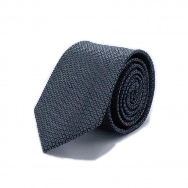 Stropdas zijde zwart 0543| GENTS.nl | Hoogste kwaliteit voor de laagste prijs