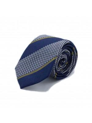 Stropdas zijde zwart 0545| GENTS.nl | Hoogste kwaliteit voor de laagste prijs