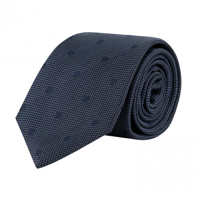 Stropdas zijde navy 0632| GENTS.nl | Hoogste kwaliteit voor de laagste prijs