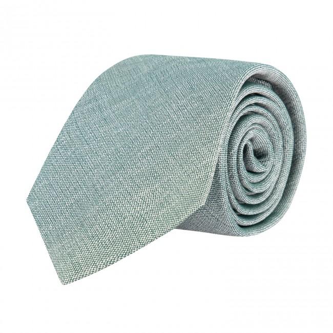 Stropdas zijde donkergroen 0637| GENTS.nl | Hoogste kwaliteit voor de laagste prijs