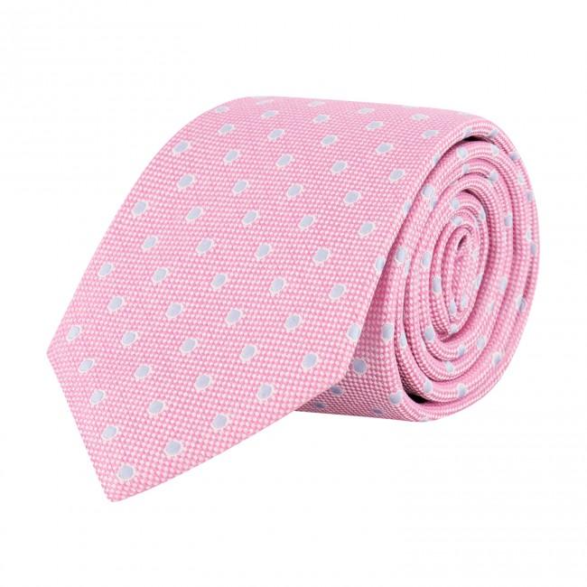 Stropdas zijde roze 0640| GENTS.nl | Hoogste kwaliteit voor de laagste prijs