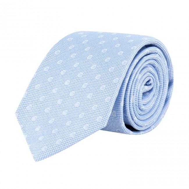 Stropdas zijde blauw 0642| GENTS.nl | Hoogste kwaliteit voor de laagste prijs