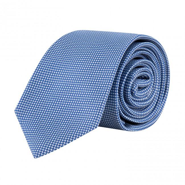 Stropdas zijde blauw 0644| GENTS.nl | Hoogste kwaliteit voor de laagste prijs