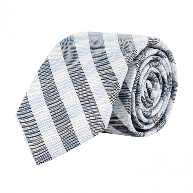 Stropdas zijde lichtblauw 0647| GENTS.nl | Hoogste kwaliteit voor de laagste prijs