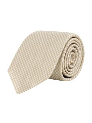 Stropdas zijde khaki 0657| GENTS.nl | Hoogste kwaliteit voor de laagste prijs
