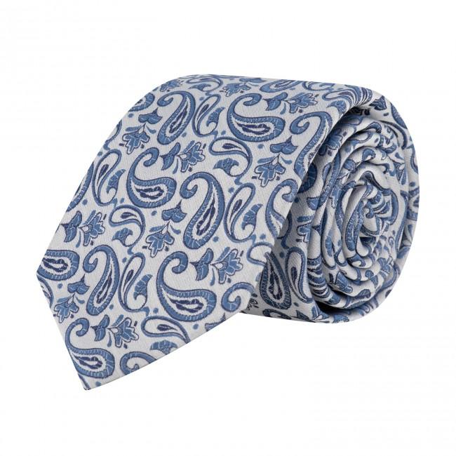 Stropdas zijde lichtblauw 0659| GENTS.nl | Hoogste kwaliteit voor de laagste prijs