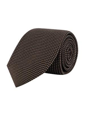 Stropdas zijde bruin 0664| GENTS.nl | Hoogste kwaliteit voor de laagste prijs