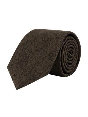 Stropdas zijde bruin 0670| GENTS.nl | Hoogste kwaliteit voor de laagste prijs