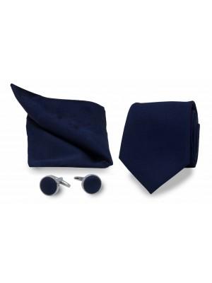Set Tie Pochet Cuff 0004