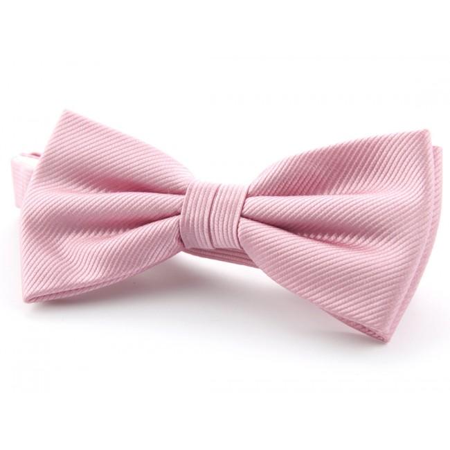 Vlinderstrik zijde roze 0029| GENTS.nl | Hoogste kwaliteit voor de laagste prijs