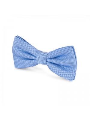 Vlinderstrik zijde lichtblauw 0040| GENTS.nl | Hoogste kwaliteit voor de laagste prijs