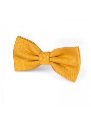 Vlinderstrik zijde goudgeel 0047| GENTS.nl | Hoogste kwaliteit voor de laagste prijs