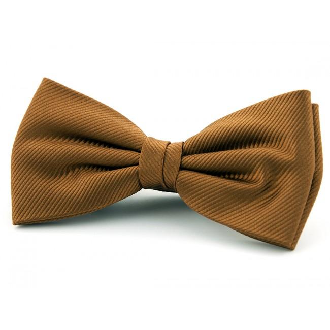 Strik zijde bruin 0080| GENTS.nl | Hoogste kwaliteit voor de laagste prijs