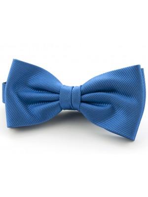 Strik zijde blauw 0082