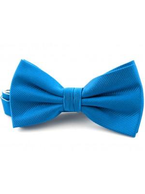 Strik zijde blauw 0087