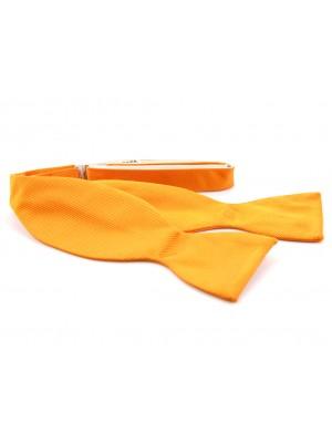 Zelfstrik oranje 0110